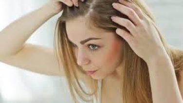 Saç Derisinde Yanma, Kaşıntı ve Saçta Dökülme