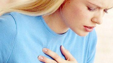 Göğüs Ağrısı Çıtlaması