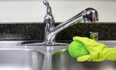 Kararan Lavabo Nasıl Temizlenir?