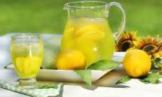 Sıkılmış Limon Suyu Nasıl Saklanır?