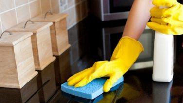 Mutfak Tezgahındaki Sarı Lekeler Nasıl Çıkar?