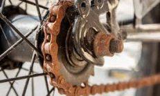 Bisiklet Pası Nasıl Temizlenir?