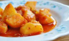 Patatesli Sulu Yemek Tarifleri