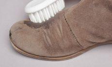 Süet Spor Ayakkabı Nasıl Temizlenir?