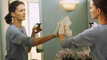 Aynada Leke Kalmaması İçin Ne Yapılmalıdır?