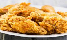 Fritözde Tavuk Nasıl Kızartılır?