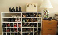Vestiyerdeki Ayakkabı Kokusu Nasıl Giderilir?