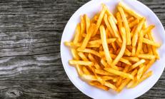 Patates Kızartmasına Tuz Ne Zaman Atılır?