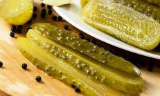 Salatalık Turşusunun Sert Olması İçin Ne Yapılır?