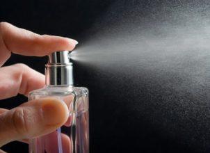 Parfüm Kokusu Nasıl Giderilir?